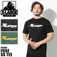 【メール便可】 XLARGE X-LARGE エクストララージ Tシャツ ヒューズ SS TEE フォレストグリーン 他全2色M16D1112 FUSE SS TEE半袖 トップス プリント ストリート メンズ(男性用)