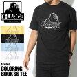 【メール便可】 エクストララージ X-LARGE 半袖Tシャツ COLORING BOOK SS TEE 全4色(X-LARGE M17A1105 BANANA BLACK POWDERBLUE WHITE )メンズ(男性用) エックスラージ トップス ウェア カットソー T-SHIRT [0721m]