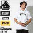 【メール便可】 エクストララージ X-LARGE Tシャツ FORMATION S/S TEE ブラック 他全3色(X-LARGE M17B1107 BLACK WHITE YELLOW)エックスラージ 半袖 トップス ウェア カットソー T-SHIRT 黒 白 メンズ [0721m]
