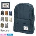HERSCHEL SUPPLY ハーシェル サプライ バックパック 全9色CLASSIC BACK PACK 10001バッグ デイバッグ 鞄 リュックサック アウトドア メンズ(男性用) 兼 レディース(女性用)