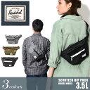 HERSCHEL SUPPLY ハーシェル サプライ セブンティーン ヒップ パック 3.5L 全3色SEVNTEEN HIP PACK 10017ウエスト バック かばん 鞄メンズ(男性用) 兼 レディース(女性用)