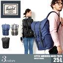 送料無料 HERSCHEL SUPPLY ハーシェル サプライ バックパック リトル アメリカ 25L 全3色LITTLE AMERICA BACKPACK 10014 01384 01403 01404デイパック リュックサック バック かばん 鞄メンズ 兼 レディース