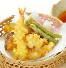 [冷凍]【プロも使う業務用という品質】5種類の天ぷらが入った便利セット天ぷらセット 1セット(5...