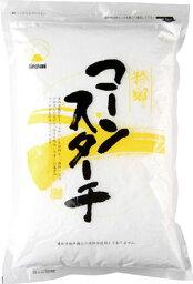 コーンスターチ 1kg 火乃国食品製菓 澱粉 大容量 まとめ買い 業務用 [常温商品]
