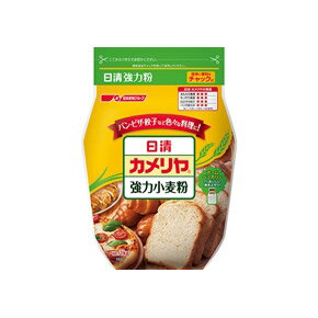 カメリア 強力粉 1kg 日清フーズ小麦粉 パン 製菓材料 大容量 まとめ買い 業務用 [常温商品]