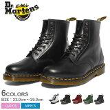 ドクターマーチン 8ホール ブーツ メンズ レディース 1460 Dr.Martens 1460 8EYE BOOT スムース レザー ワーク シューズ 靴 男性 女性 誕生日プレゼント ギフト おしゃれ