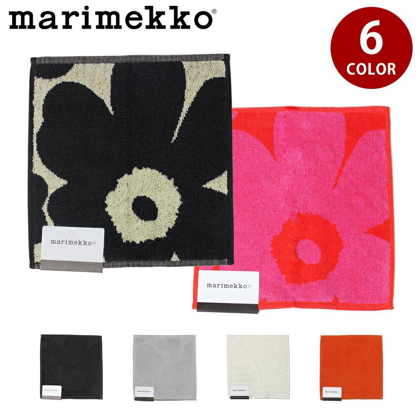 ハンカチ・ハンドタオル, ハンドタオル  2525cm marimekko unikko mini towel