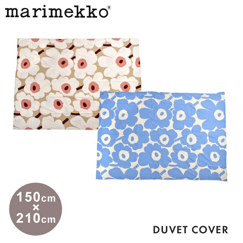 寝具カバー・シーツ, 掛け布団カバー  150cm210cm MARIMEKKO DUVET COVER 150210