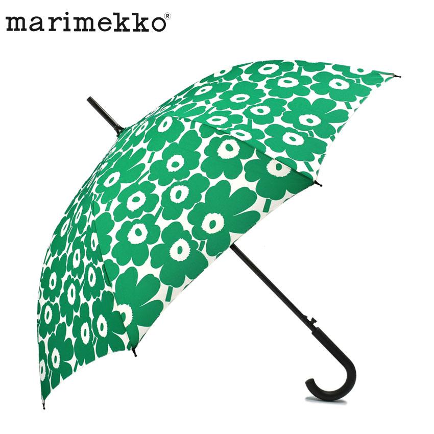 傘, レディース雨傘  MARIMEKKO STICK UMBRELLA