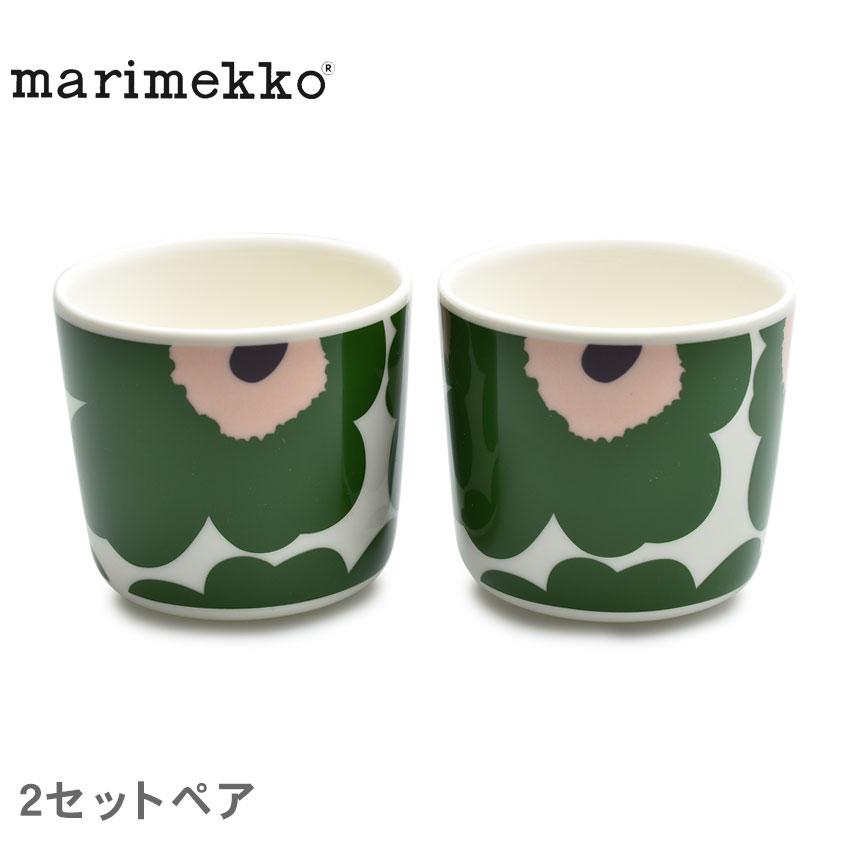 マグカップ・ティーカップ, コーヒーカップ  MARIMEKKO COFFEE CUP 2DL 2PCS