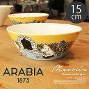 アラビア ムーミン ボウル 15cm 浜辺のひととき arabia moomin bowl mome ...