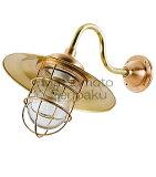 松本船舶照明器具 マリンランプ 2S-AQ-G (2S号アクアライト ゴールド) 屋外灯 その他屋外灯 白熱灯