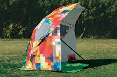 【送料無料】夏フェス、ピクニックに【入荷いたしました。】パラソルタープ/Parasol Tarp