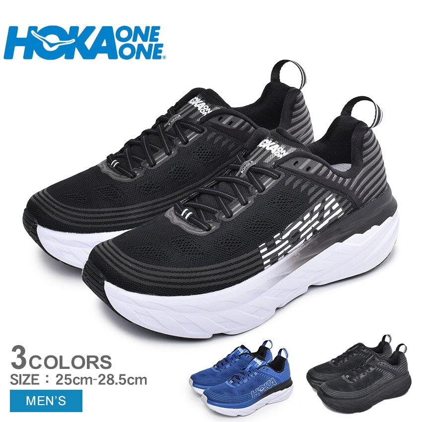 メンズ靴, スニーカー  6 HOKA ONEONE BONDI 6 1019269