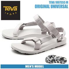 送料無料 テバ オリジナル ユニバーサル TEVA サンダル(TEVA 1007555 M O…
