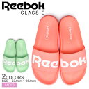 REEBOK リーボック サンダル レディースリーボッククラシック スライド REEBOK CLASSIC SLIDEC