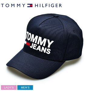 dea686fe0209 【最大3000円クーポン】【TOMMY HILFIGER】 トミーヒルフィガー キャップ 帽子 TJM FLOCK