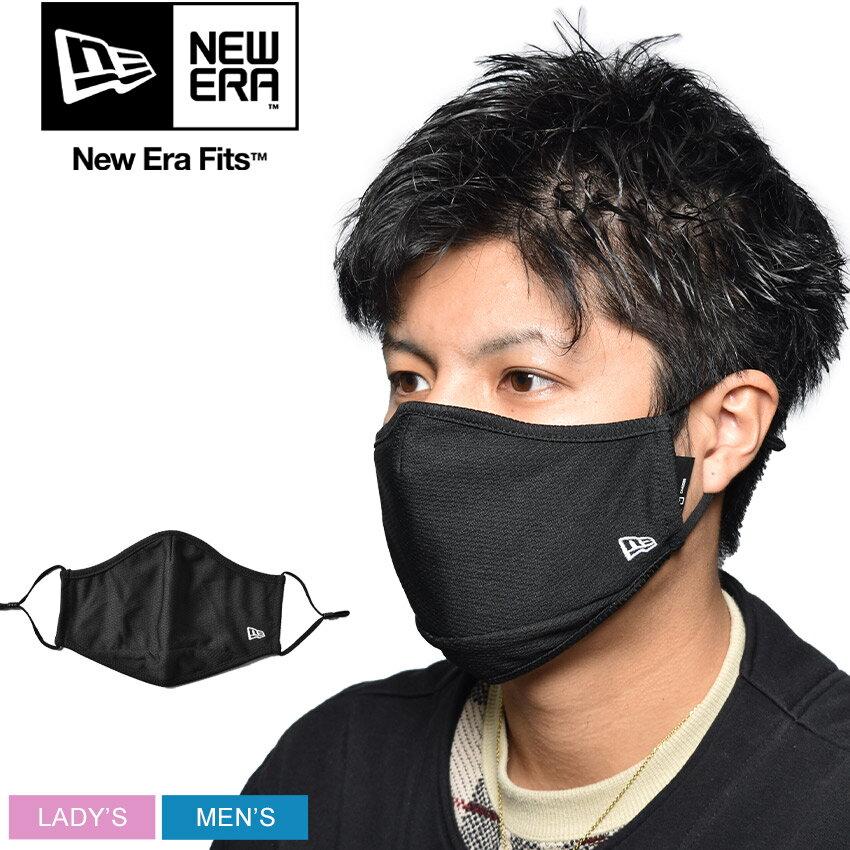 衛生マスク・フェイスシールド, 大人用マスク  NEWERA FACE MASK 60112506 3D