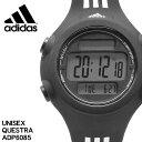 adidas アディダス 腕時計 クエストラ ブラックQUESTRA ADP6085ウォッチ 時計 カジュアル ギフト プレゼント 黒 メンズ レディース