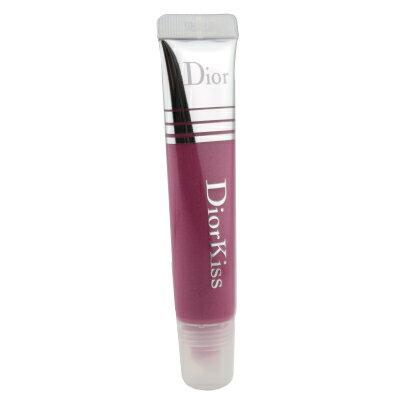 クリスチャン ディオール ディオールキス リップグロス 488 ライチローズ(テスター)【Christian Dior Diorkiss Lip Gloss 488 Lychee Rose Tester】