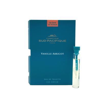 コントワール シュド パシフィック ヴァニーユ アブリコット オードトワレ お試しチューブサンプル 1.5ml【Comptoir Sud Pacifique Vanille Abricot EDT Vial Sample 1,5ml 】