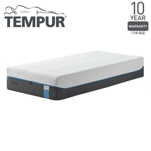 TEMPUR やわらかめ 低反発マットレス  クイーン『クラウドリュクス30 ~厚みのあるテンピュールESによって贅沢で上質な寝心地~』 正規品 10年保証付き【代引不可】