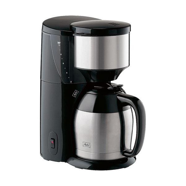 メリタ コーヒーメーカー アロマサーモ10カップ(ポット付) JCM-1031/SZ 1台