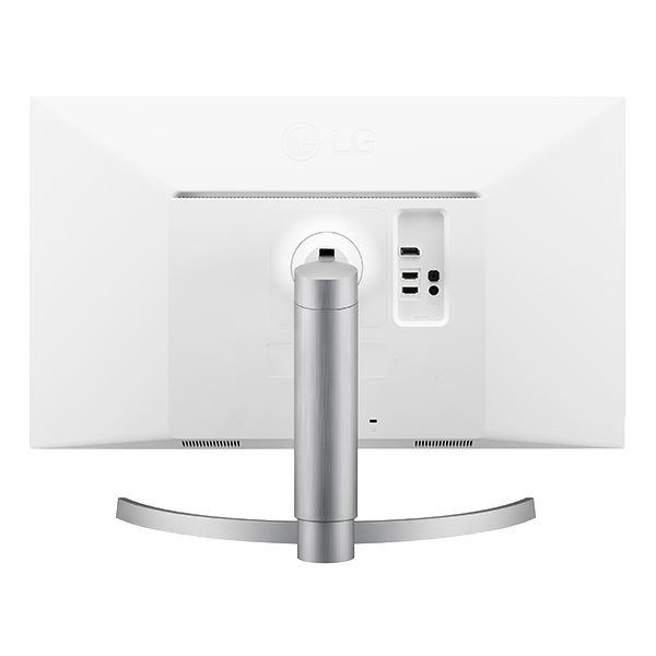 LG Electronics Japan 27型4K対応ワイド液晶ディスプレイ(VESA DisplayHDR400/フレームレス/IPS/LED/ブルーライト低減/フリッカーセーフ/液晶パネル・バックライト3年保証)