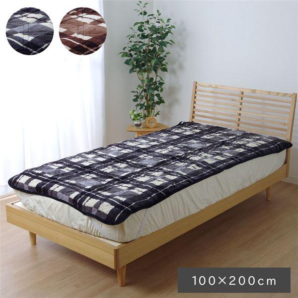 寝具, ベッドパッド・敷きパッド  100200cm