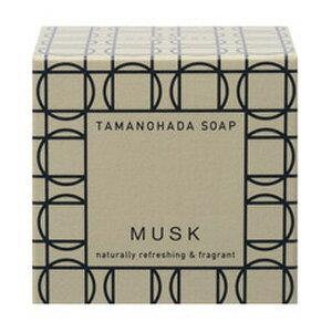 TAMANOHADA SOAP MUSK / 125g