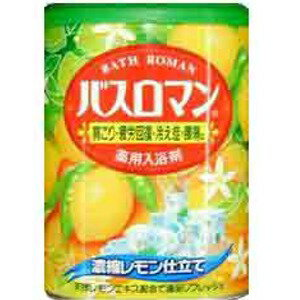 アース製薬 バスロマン 濃縮レモン/ポイントアップ/5,400円(税込)以上で送料無料アース製薬 ...