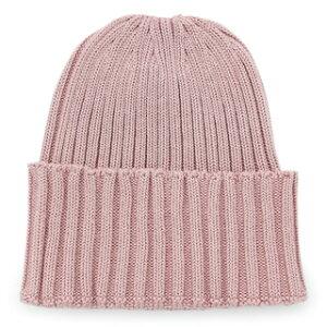 dralon(ドラロン)リブニット帽