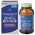 【数量限定】[オリヒロ]グルコサミン&低分子ヒアルロン酸 108g(約432粒)[アウトレット](賞味期限:2019年5月15日まで)