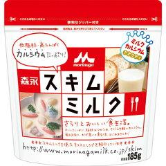 [森永]スキムミルク 185g/カルシウム