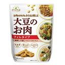 [マルコメ]ダイズラボ大豆のお肉フィレタイプ 200g/低脂質/高たん...