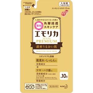 [花王]エモリカ プレミアム 濃密うるおい肌 つめかえ用 300mLエッセンシャルローズの香り/詰め替え用