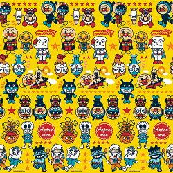 ★アンパンマンふんわりレジャーシートLLサイズ(約2畳サイズ)手提げ袋付