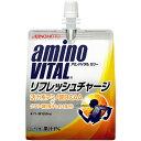 [味の素]アミノバイタル ゼリードリンク リフレッシュチャージ レモン味 180g