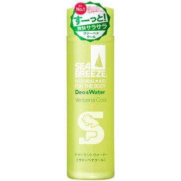[資生堂]シーブリーズ デオ&ウォーターA ヴァーベナクールの香り 160mL(アルファベットはランダム)