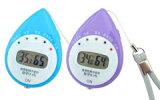 (日本気象協会監修)携帯型熱中症計 見守りっち MK-01(パープル)