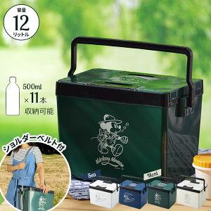 クーラーボックス 小型 小型クーラーボックス クーラーボックス ディズニー クーラーボックス ミッキー 12L ミッキー 小型 クーラーBOX ミッキーマウス クーラーバッグ ランチボックス クーラー 保冷 冷蔵 ドリンク ペットボトル 缶