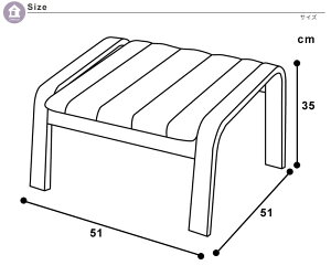 曲げ木スツール足置き台足置きオットマンスツール1人掛け1人用来客用腰掛けチェア北欧家具椅子ソファ玄関スツール玄関リビングおしゃれ曲木曲げ木台ベンチチェアスツールいす