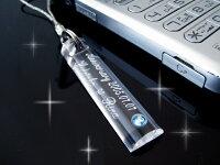 誕生石ラインストーン付きアクリル携帯ストラップ