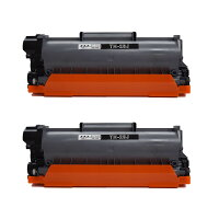 対応宅配便で送料無料2本セット〔ZAZ〕TN-28Jブラザー(ブラザー工業)互換トナーカートリッジレーザープリンタ対応機種:HL-L2365DW/HL-L2360DN/HL-L2320D/DCP-L2540DW(汎用トナー・互換トナー)