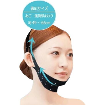 【メール便送料無料】エクササイズ フェイスマスク!SHO-BI ビーナスメイク すっきりフェイスバンド