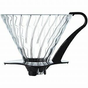 ハリオ V60 耐熱ガラス 透過ドリッパー 03 1−6杯用 VDG-03B