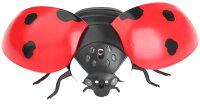 ラジコン 赤外線RCテントウムシ ラジコンカー 虫 昆虫 てんとうむし おもちゃ 玩具 赤外線 リアル 誕生日 クリスマス プレゼント ギフト プチギフト 男の子 女の子