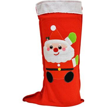 クリスマスブーツ 50cmお菓子入り 送料無料 BIGサンタさん まとめ買い クリスマスソックス 大 クリスマス 靴下 サンタ プレゼント クリスマス X'mas ブーツ プレゼント クリスマスプレゼント サンタ サンタさん お菓子 おかし 冬休み ビンゴ景品 業務用