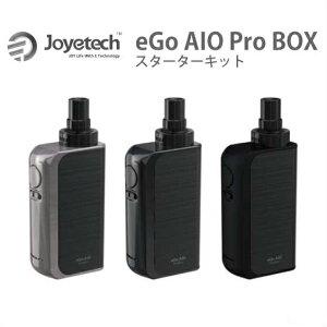 Joyetech eGo AIO Pro BOX スターターキット ? vape ベイプ 電子タバコ 電子煙草 タバコ たばこ スターター 充電式 バッテリー 充電 本体 ボックス box mod おしゃれ おすすめ ジョイテック オールイン