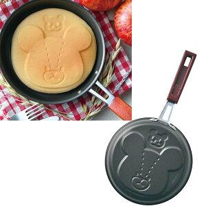 【送料無料】くまのがっこう パンケーキパン ジャッキー 直径16cm フライパン ホットケーキ フッ素加工 日本製 調理器具 クッキング スイーツ ギフト 贈り物 お祝い かわいい おしゃれ 内祝い おめでとう お返し 女性